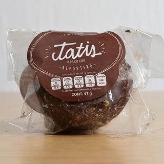 Alfajor de café Tatis